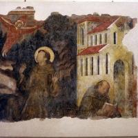 Antonio alberti (scuola), san francesco riceve le stimmate, 1400-20 ca, da s. guglielmo a ferrara - Sailko - Ferrara (FE)