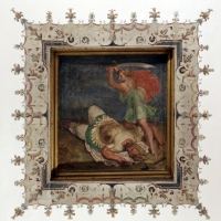 Bastianino. davide e golia, 1550 ca - Sailko - Ferrara (FE)