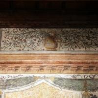 Casa romei, sala delle sibille, 1450 ca. 12 putto con garofani - Sailko - Ferrara (FE)