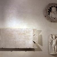 Luigi montagnana, frammenti dal monumento funeraio di romasina gruamonti estense, da s. andrea a ferrara, 1498, 01 - Sailko - Ferrara (FE)