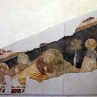 Artista riminese o emiliano, orazione nell'orto del getsemani, 1350 ca., dalla chiesa di s. guglielmo a ferrara - Sailko - Ferrara (FE)