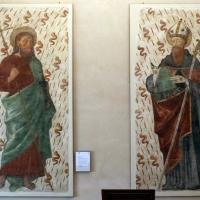 Scuola ferrarese, sss. giacomo della marca e agostino, xvi secolo, da s. andrea a ferrara - Sailko - Ferrara (FE)