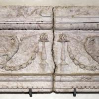Frontale di camino frammentario, ferrara, 1480-1510 ca. 01 - Sailko - Ferrara (FE)