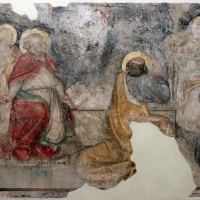 Serafino de' serafini da modena, ascensione della vergine, 1360-80 ca., da ex- oratorio dei battuti bianchi a ferrara - Sailko - Ferrara (FE)