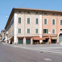Palazzo Arcivescovile - Baraldi - Ferrara (FE)