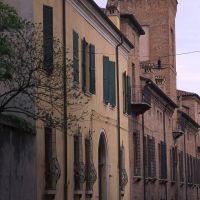 scorcio di Palazzo Bonacossi - rebeschini - Ferrara (FE)