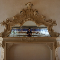 Palazzo Costabili detto di Ludovico il Moro - Particolare interno - Andrea Comisi - Ferrara (FE)