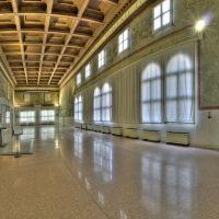 Museo Archeologico, Palazzo Costabili, Sala delle Geografia - Massimo Baraldi - Ferrara (FE)
