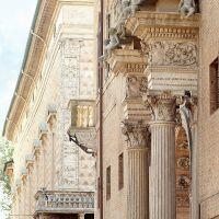 Palazzo prosperi-Sacrati e Palazzo dei Diamanti - baraldi - Ferrara (FE)