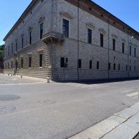 Palazzo dei Diamanti - zappaterra - Ferrara (FE)