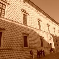 PALAZZO DEI DIAMANTI - Paola battecca - Ferrara (FE)
