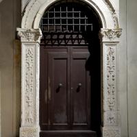 Portone nella loggia di Palazzo dei Diamanti - Valentina.desantis - Ferrara (FE)