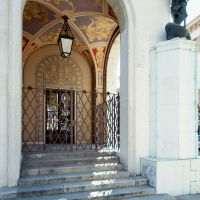 Palazzo delle Poste, angolo Via Berretta - baraldi - Ferrara (FE)