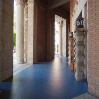 Palazzo delle Poste. Portico - baraldi - Ferrara (FE)