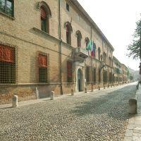 Palazzo Giulio D'Este - sede della prefettura
