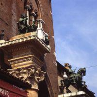 Palazzo Municipale, particolare - zappaterra - Ferrara (FE)