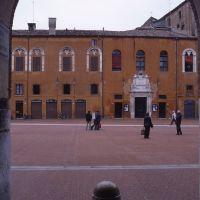 piazza municipale - zappaterra - Ferrara (FE)