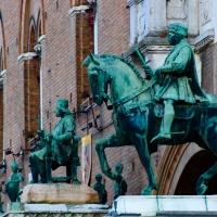 Dettaglio palazzo municipale- Cavalieri - Andrea.Montibeller - Ferrara (FE)