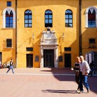 Palazzo Municipale di Ferrara - Piazza del Municipio (ex Cortile ducale) - Andrea Comisi - Ferrara (FE)