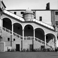 Lo scalone dei Duchi 04 - PAOLO BENETTI - Ferrara (FE)