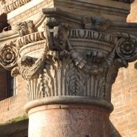 Ferrara Palazzo Municipale � capitello - Zzzx - Ferrara (FE)