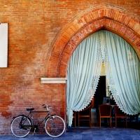 Palazzo Municipale di Ferrara - Volto del Cavallo, particolare - Andrea Comisi - Ferrara (FE)
