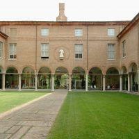 Palazzo di Renata di Francia. Giardino - Baraldi - Ferrara (FE)