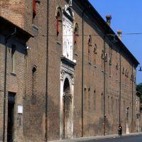Palazzo Schifanoia. Portale - zappaterra - Ferrara (FE)