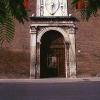 portale di Palazzo Schifanoia - rebeschini - Ferrara (FE)