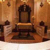 Sinagoga, scola tedesca - Meneghetti - Ferrara (FE)