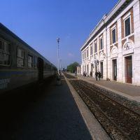 Stazione Viaggiatori Scalo ferroviario Porta Reno