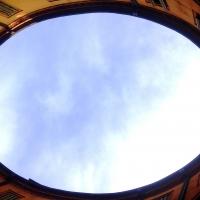 Teatro Comunale Particolare dal basso - Effepi93 - Ferrara (FE)