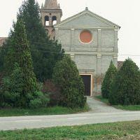 Migliarino, Pieve dei SS. Vitale e Bartolomeo - Samaritani - Fiscaglia (FE)