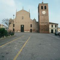 Chiesa dei Santissimi Pietro e Giacomo - Smaritani - Fiscaglia (FE)