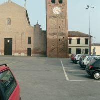 Chiesa dei Santissimi Pietro e Giacomo - Samaritani - Fiscaglia (FE)