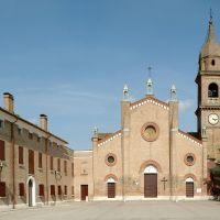 Chiesa parrocchiale - baraldi - Formignana (FE)