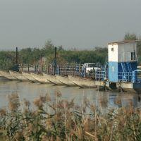 ponte di barche - samaritani - Goro (FE)