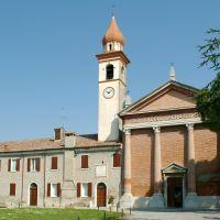 Chiesa di San Leonardo Abate - Baraldi - Masi Torello (FE)