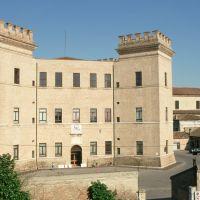 Castello. Panoramica - Samaritani - Mesola (FE)