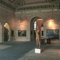 Castello Estense. Interno - Samaritani - Mesola (FE)