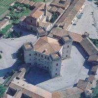 Castello Estense, veduta aerea - Samaritani - Mesola (FE)