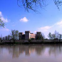 Castello. Esterno - Baraldi - Mesola (FE)