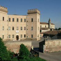 Castello. Esterno - Samaritani - Mesola (FE)