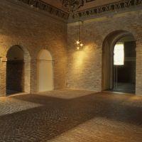 interno del Castello Estense - smaritani - Mesola (FE)