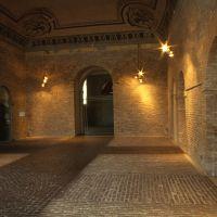 interno del Castello Estense - samaritani - Mesola (FE)