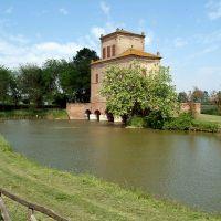 Torre Abate in lontananza - Baraldi - Mesola (FE)