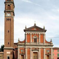 Chiesa di San Paolo - Baraldi - Mirabello (FE)