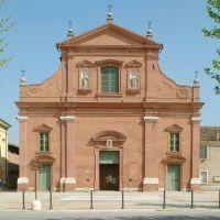 Chiesa dei SS. Pietro e Paolo - Baraldi - Ostellato (FE)