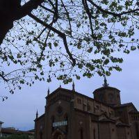 Chiesa di San Michele Arcangelo. Esterno - Meneghetti - Poggio Renatico (FE)