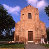 Chiesa parrocchiale di Gambulaga - Meneghetti - Portomaggiore (FE)